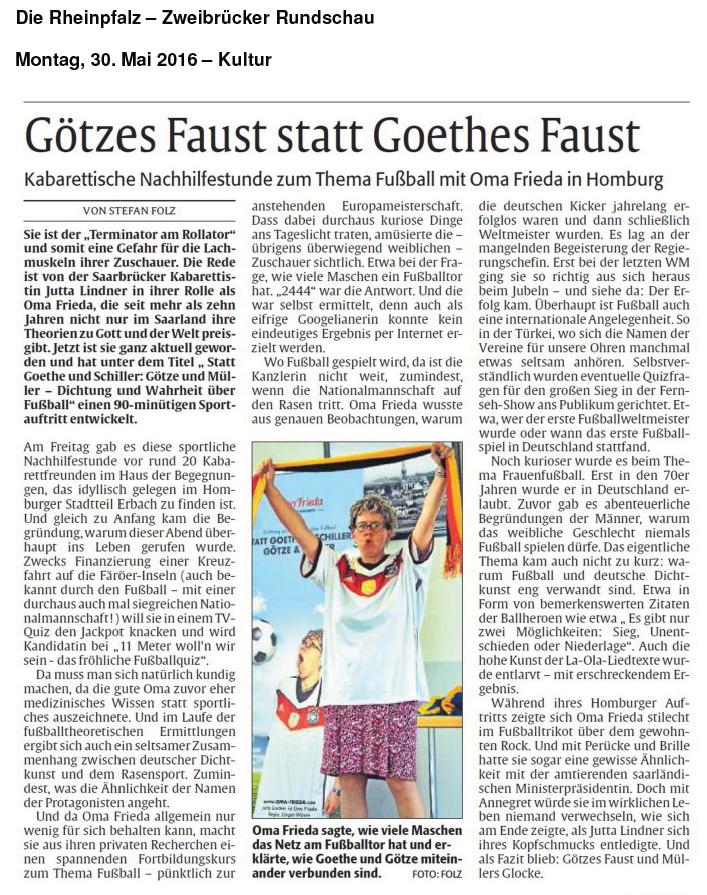 Sarkasmus Pflege Lustige Spruche Krankenschwester.Oma F R I E D A Kabarett Mit Jutta Lindner